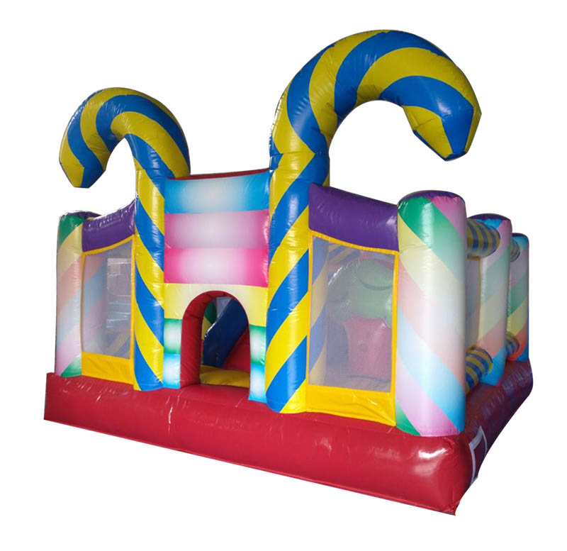 Inflatable Princess Bouncy Castle For Sale Customized